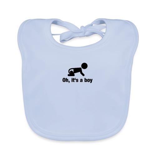 Baby Boy - Baby Bio-Lätzchen