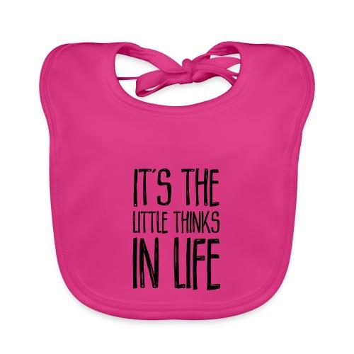 It´s the little thinks - Baby Bio-Lätzchen