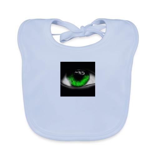 Green eye - Organic Baby Bibs
