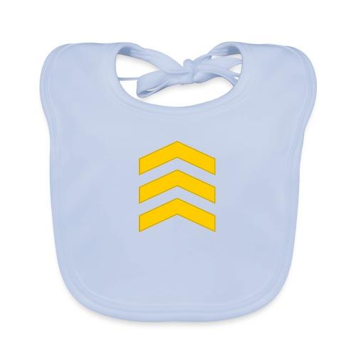 Kersantti - Vauvan luomuruokalappu