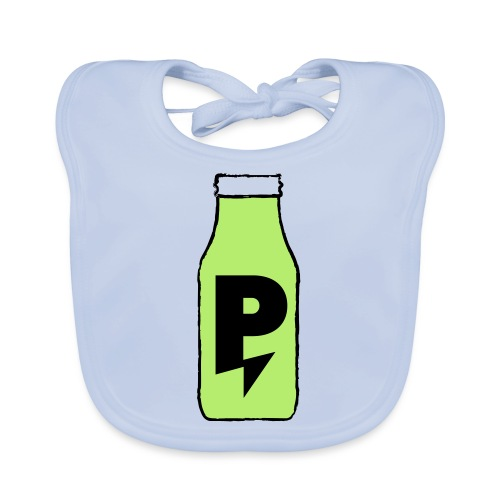 PWRPLNT_SMOOTHIE_BOTTLE_P - Baby Organic Bib