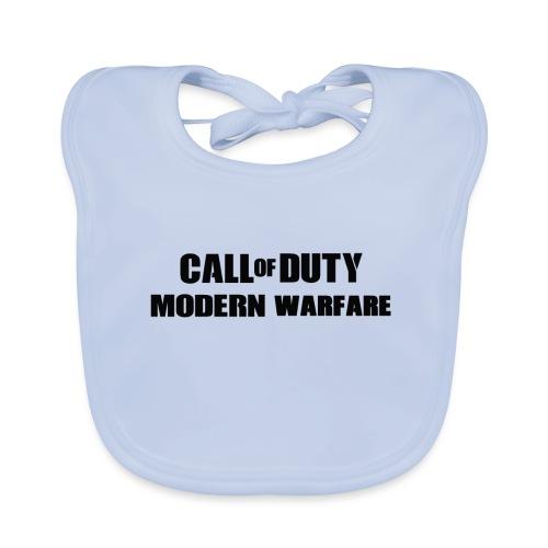 CoD Modern Warfare - Baby Bio-Lätzchen