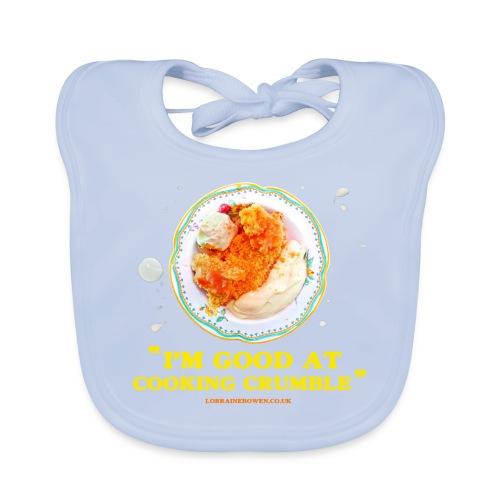 Crumble T-shirt (Women's Standard) - Baby Organic Bib