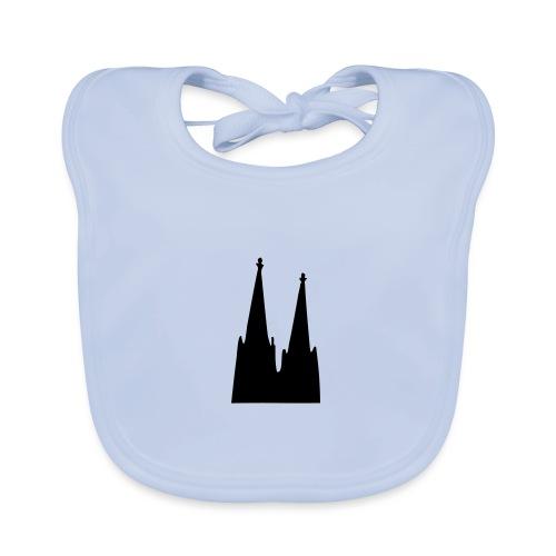 Der Kölner Dom zu Köln - Baby Bio-Lätzchen