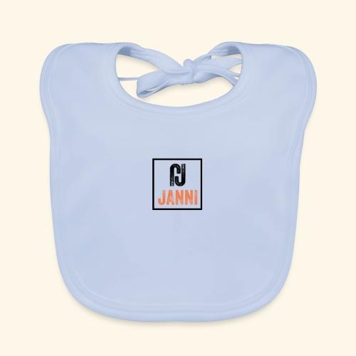 Janni Original Design - Baby økologisk hagesmæk