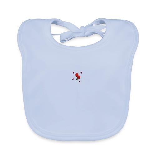 rosen 0385 - Baby Bio-Lätzchen