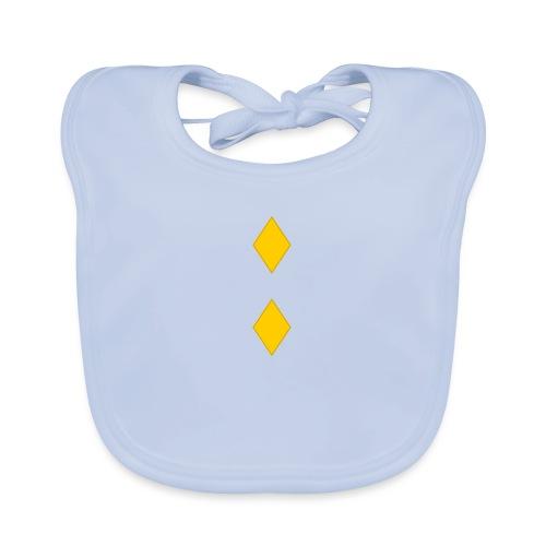 Upseerikokelas - Vauvan ruokalappu