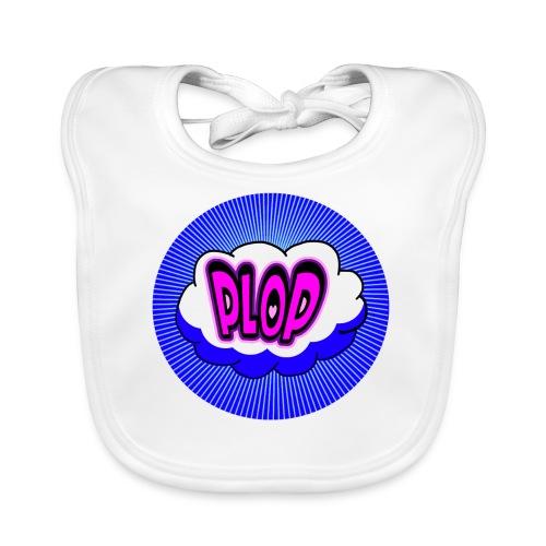 PLOP Comic - Baby Bio-Lätzchen