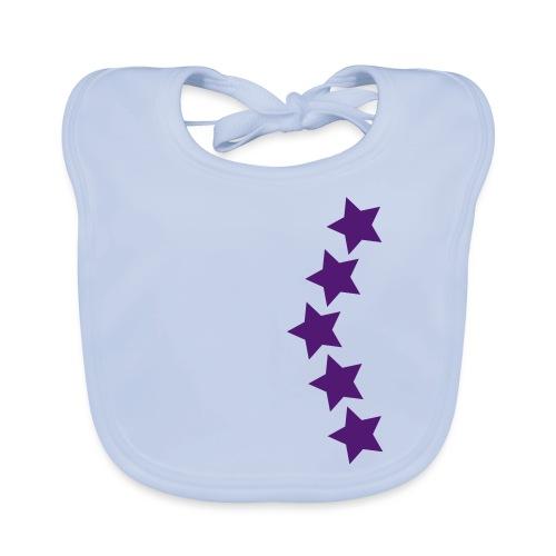 Cool starline - Bio-slabbetje voor baby's