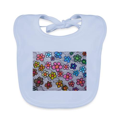 Pattern Contest #02 - Bavaglino ecologico per neonato