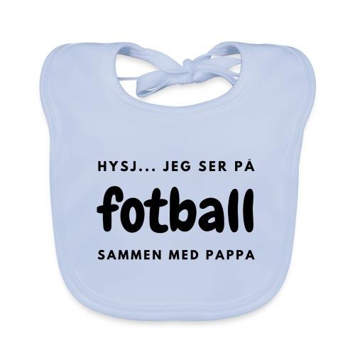 Fotballinteressert pappa / småbarnsforeldre - Økologisk babysmekke