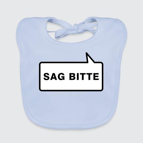 bitte - Baby Bio-Lätzchen
