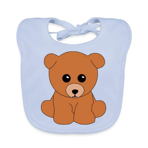 Teddy - Baby Bio-Lätzchen