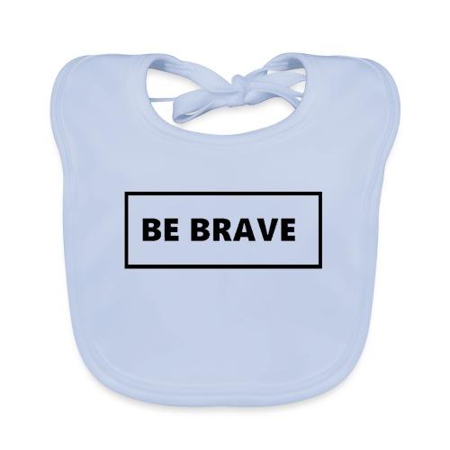 BE BRAVE Sweater - Bio-slabbetje voor baby's