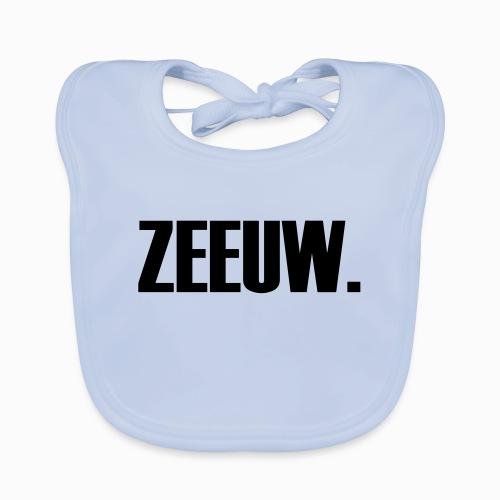 ZEEUW - Lekker Zeeuws - Bio-slabbetje voor baby's
