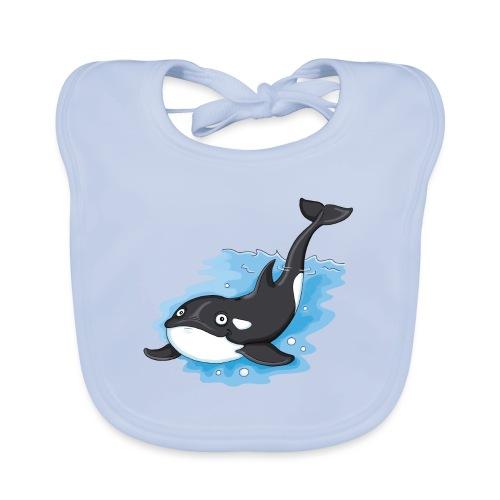 Orca - Baby Bio-Lätzchen