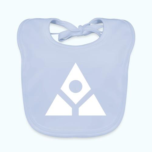 Geometry - Baby Organic Bib