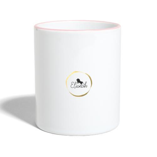 Elionah - Contrasting Mug