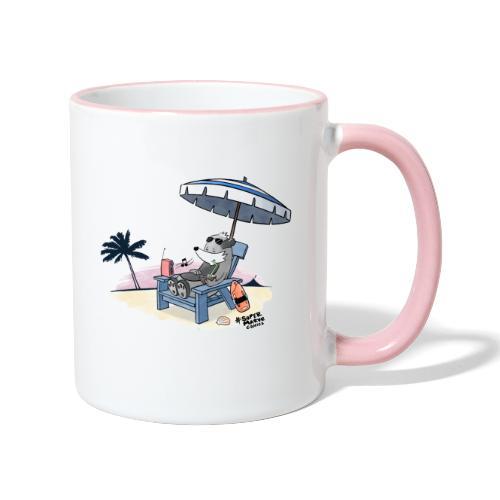 Aloha! - Tofarget kopp