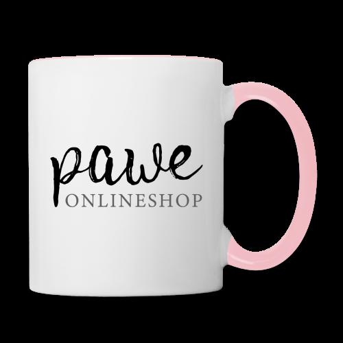 Pate - Tasse zweifarbig
