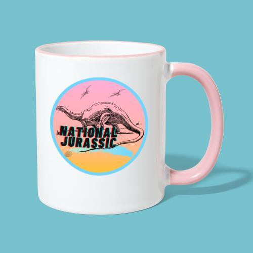 National Jurassic - Contrasting Mug