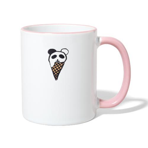 Petit Panda - Mug contrasté