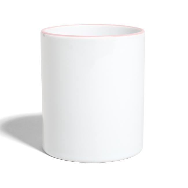 Vorschau: Wöd Godi - Tasse zweifarbig