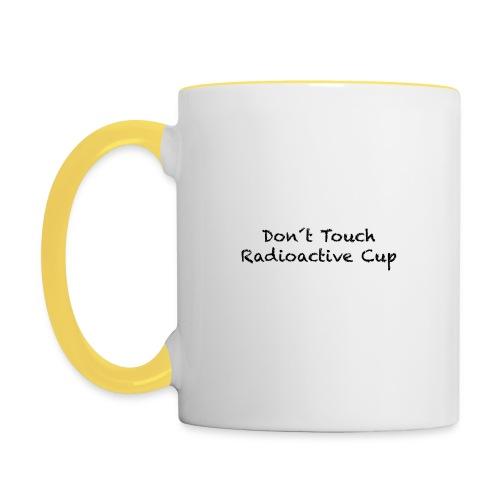 cup1 sin dibujo fondo - Taza en dos colores