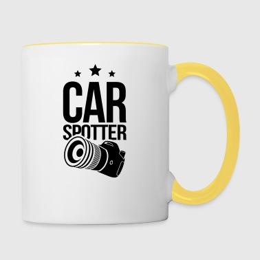 Deluxe Carspotter - Tofarget kopp