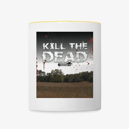 Tasse / Mug Kill The Dead - Mug contrasté