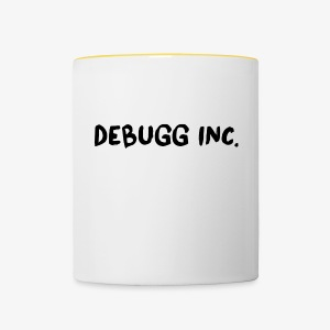 Debugg INC. Brush Edition - Contrasting Mug