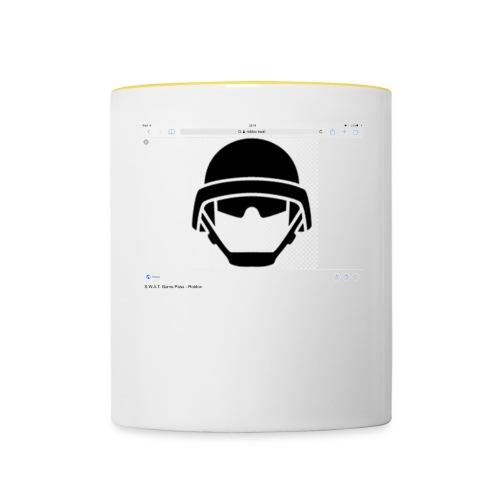S.W.A.T - Contrasting Mug