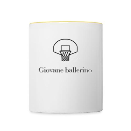 yg-young baller - Contrasting Mug