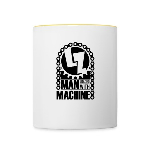 for all the bikers - Contrasting Mug