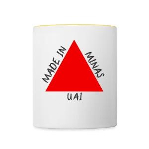 BRESIL - Made in Minas - Mug contrasté