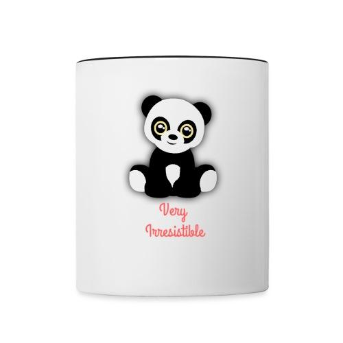 very irresistible - Mug contrasté