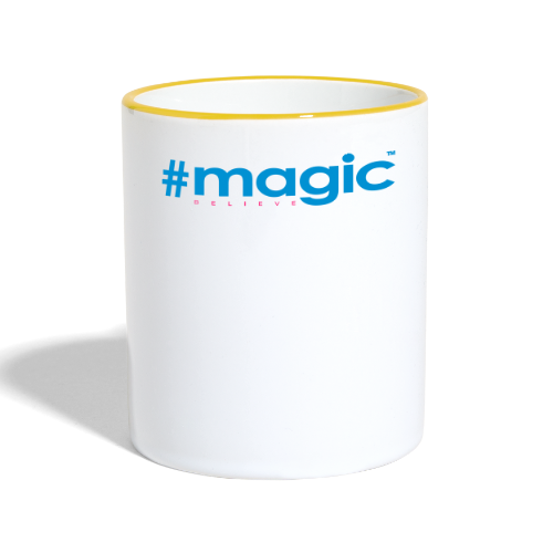 # magic - Tasse zweifarbig