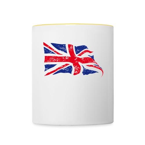 Angleterre - Mug contrasté
