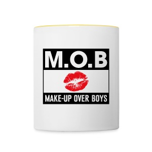 Make-up Over Boys - Mok tweekleurig