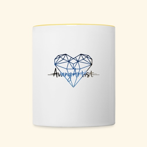 FontCandy (37)2 - Contrasting Mug