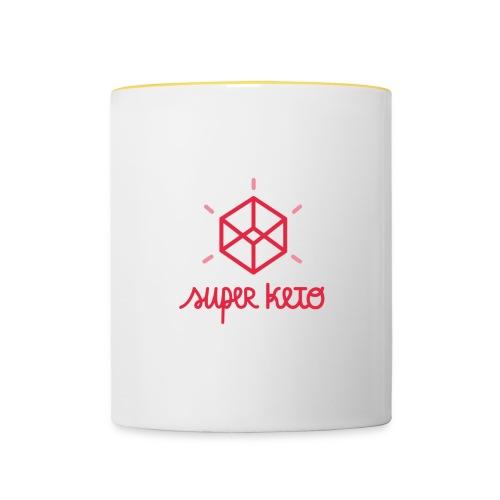 Super Keto - Mug contrasté