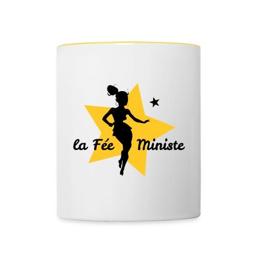 Fée... Ministe - Mug contrasté