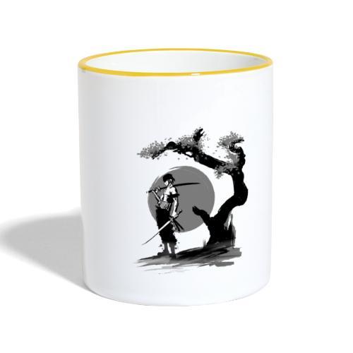samurai - Mug contrasté