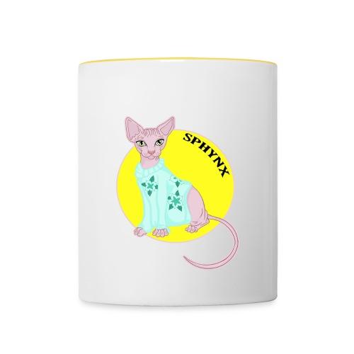 gattino2 png - Tazze bicolor