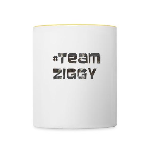 Team Ziggy NEW - Contrasting Mug