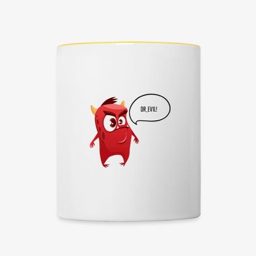 Evilimage - Contrasting Mug