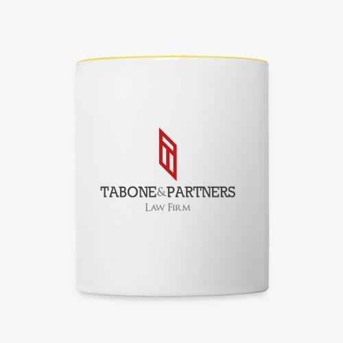 DarkLogo TP - Mug contrasté