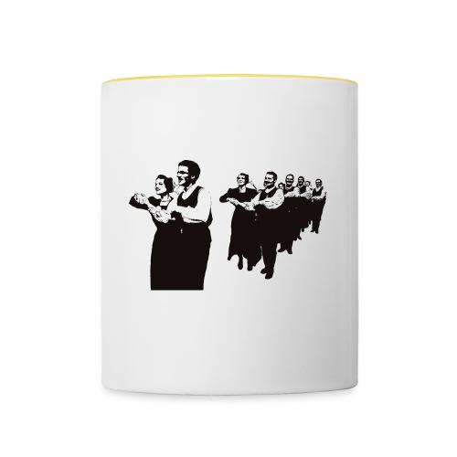 derobee0 - Mug contrasté