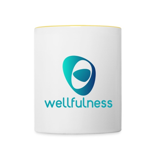 Wellfulness Original - Taza en dos colores