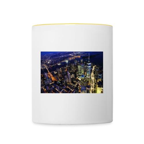 New york - Mug contrasté